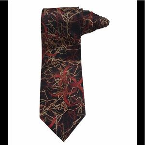 Infectious Awareables Antrax Virus  Novelty Tie